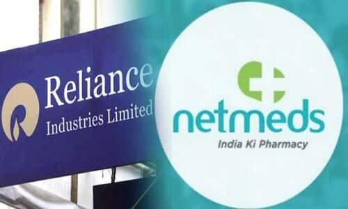 Indian giant recently acquired majority stake in e-pharma Netmeds
