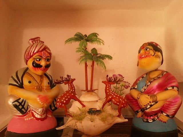 Kondapalli toys in Vijayawada