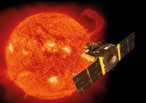 SOHO - Solar & Heliospheric Observatory